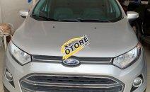 Cần bán lại xe Ford EcoSport đời 2015, màu bạc, 419 triệu