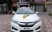 Bán ô tô Honda City sản xuất năm 2016, màu trắng
