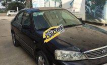 Cần bán xe Ford Laser 1.8AT đời 2003, màu đen số tự động, giá 168tr