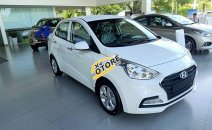 Bán xe Hyundai Grand i10 2020, màu trắng, nhập khẩu