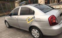 Cần bán gấp Hyundai Verna đời 2008, màu bạc như mới, giá tốt