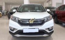 Cần bán gấp Honda CR V năm sản xuất 2016, màu trắng