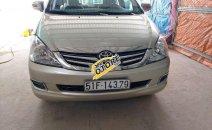 Cần bán lại xe Toyota Innova sản xuất 2008 chính chủ, giá 295tr