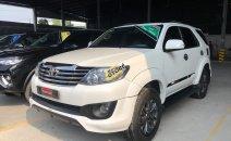 Cần bán Toyota Fortuner năm sản xuất 2016, màu trắng, giá tốt