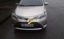 Bán ô tô Toyota Vios sản xuất năm 2014, giá chỉ 323 triệu