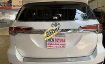Bán Toyota Fortuner sản xuất năm 2019, màu trắng, nhập khẩu nguyên chiếc