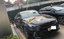 Bán Kia Optima 2.4 GT line đời 2018, màu đen