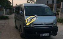 Bán Toyota Hiace đời 2005, màu bạc, nhập khẩu còn mới, giá 205tr