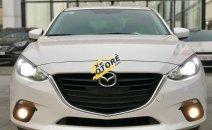 Bán Mazda 3 1.5 AT 2016, màu trắng còn mới