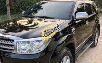 Bán ô tô Toyota Fortuner đời 2010, màu đen, nhập khẩu nguyên chiếc