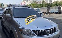 Bán Toyota Fortuner sản xuất 2012, màu bạc, xe nhập số tự động, 529 triệu
