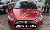 Cần bán gấp Hyundai Elantra sản xuất 2016, màu đỏ chính chủ