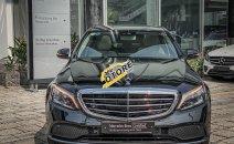 Bán ô tô Mercedes C200 Exclusive năm 2019, màu đen