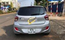 Bán xe Hyundai Grand i10 năm sản xuất 2014, màu bạc, xe nhập số sàn, giá tốt