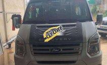 Cần bán Ford Transit đời 2014, màu bạc, giá tốt