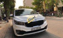 Bán xe Kia Sedona 2016, màu trắng chính chủ