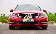 Cần bán gấp Mercedes C class năm sản xuất 2011, nhập khẩu, giá chỉ 590 triệu