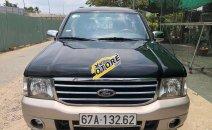 Bán xe Ford Everest sản xuất năm 2005 xe gia đình