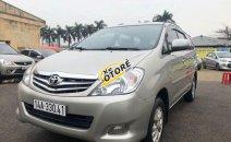 Bán Toyota Innova sản xuất năm 2007, màu bạc xe gia đình, giá chỉ 280 triệu