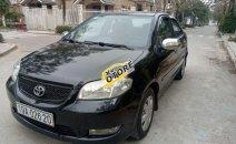 Bán Toyota Vios đời 2006, màu đen, xe nhập