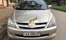Cần bán Toyota Innova năm sản xuất 2007 còn mới, giá tốt