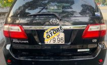 Bán Toyota Fortuner đời 2009, màu đen, nhập khẩu