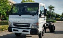 Cần bán Mitsubishi xe tải Fuso Canter 6.5 2021, màu trắng, giá 637tr