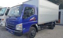 Bán ô tô Mitsubishi xe tải Fuso Canter 6.5 2021, màu xanh lam