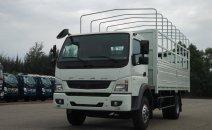 Bán ô tô Mitsubishi xe tải Fuso Canter 10.4R 2020, màu trắng, giá chỉ 699 triệu