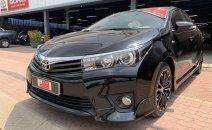 (Hãng) Bán xe Toyota Corolla Altis 2.0 Sport 2016, màu đen, mới đi 26.216 km