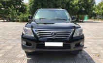 Cần bán Lexus LX 570 2010, màu đen, nhập khẩu nguyên chiếc