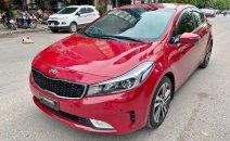 Cần bán lại xe Kia Cerato 1.6AT 2018, màu đỏ, 568tr biển Hà Nội