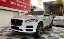 Cần bán lại xe Jaguar 2176 Portfolio 3.0 sản xuất 2017, màu trắng, nhập khẩu chính hãng, số tự động