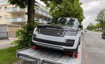 Bán xe LandRover Range rover SV Autobiography đời 2020, màu trắng, nhập khẩu chính hãng