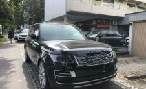 Cần bán xe LandRover Range rover SV Autobiography 3.0L đời 2020, màu đen, xe nhập