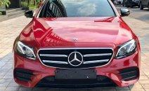 Bán xe Mercedes E300 AMG đời 2019, màu đỏ, số tự động
