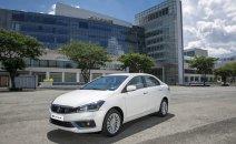 Bán ô tô Suzuki Ciaz đời 2020, màu trắng, nhập khẩu nguyên chiếc