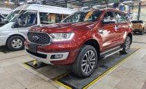 Bán Ford Everest Titanium 4x2 model 2021 khuyến mãi hơn 20 triệu