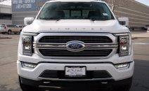 Bán xe Ford F 150 Limited 2021, màu trắng, nhập khẩu Mỹ