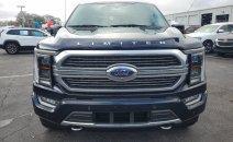 Bán Ford F 150 Limited 2021 màu xanh lam, nhập khẩu, nhiều ưu đãi
