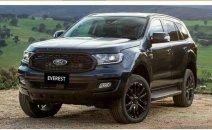Bán ô tô Ford Everest New Sporst 2021, xe nhập