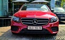 Bán Mercedes-Benz E300 2020, Màu Đỏ duy nhất..Chính Hãng