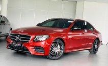 Mercedes-Benz E300 cũ 2020, Màu Đỏ, xe lướt Chính Hãng