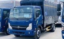 Xe tải NISSAN thùng mui bạc 3T5 đưa 120tr nhận xe ngay