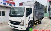 Xe Vinamotor NS 350 3T5 thùng kín inox. Hỗ trợ trả góp đến 80% giao xe ngay
