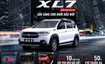Suzuki XL7 Bản Giới Hạn Có Camera 360, Cốp Điện, Sạc Không Dây,...