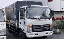 Đánh giá xe tải Veam 3T5 thùng bạt dài 4m8 mới nhất 2021- Ngân hàng hỗ trợ vay đến 80% giá trị xe`