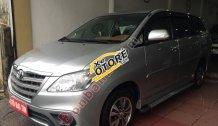 Bán ô tô Toyota Innova 2.0E MT đời 2015, màu bạc