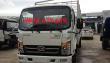 Bán xe Veam VT260,tải trọng 2 tấn,thùng dài 6m,động cơ Hyundai