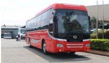 Xe khách Samco Primas Li 35 giường nằm - Động cơ 380Ps